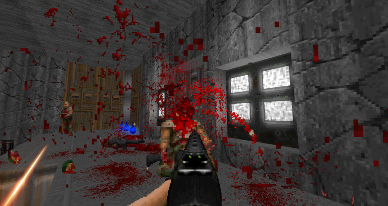 DOOM on a Bootloader Is the Ultimate Cheat Code