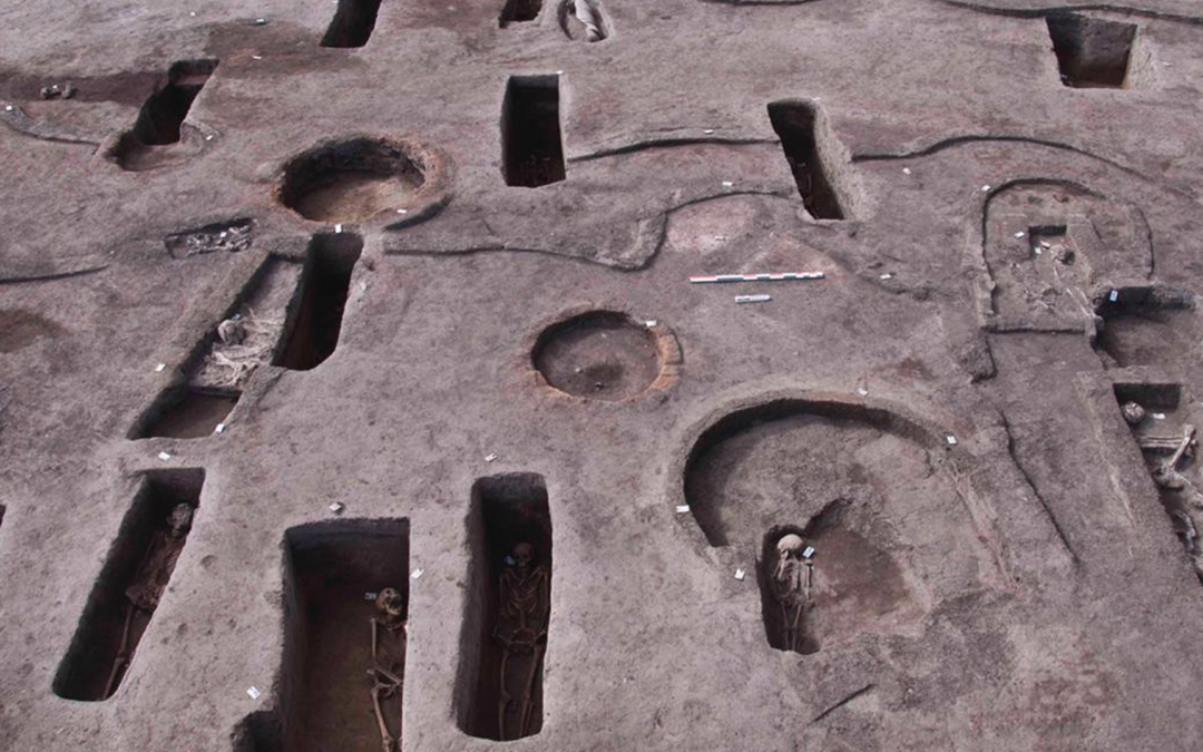 Archeologists Found 110 Ancient Egyptian Tombs Spanning 3 Historic Eras