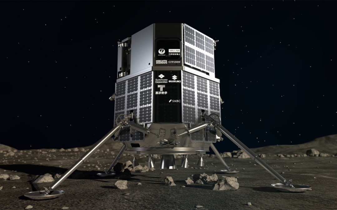 Japanese Startup ispace Will Bring Canadian and UAE Technology to the Moon