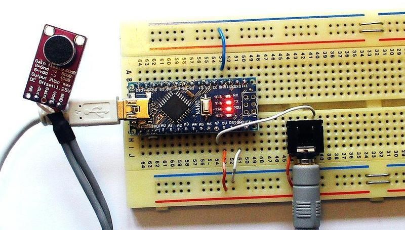 Speech Recognition on an Arduino Nano?