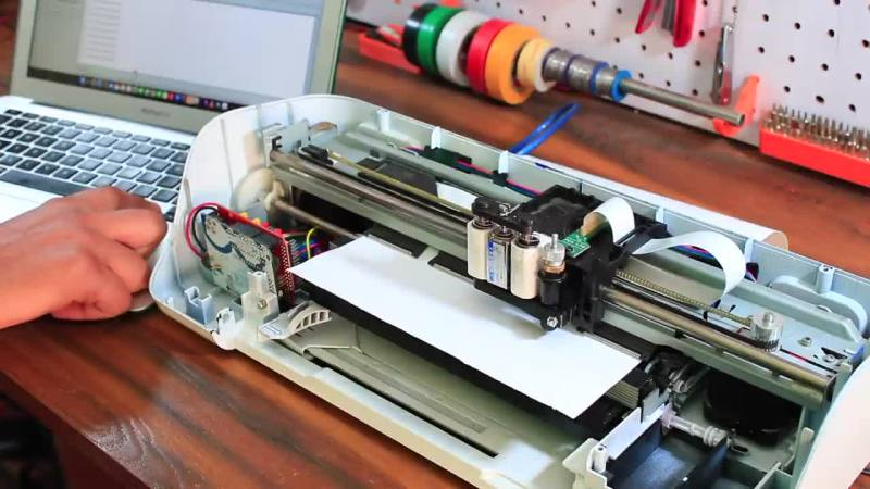 From Printer to Vinyl Cutter